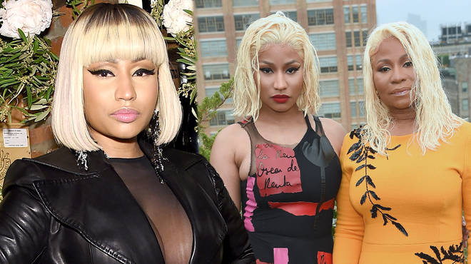 Nicki Minaj's mother want to collaborate with her daughter