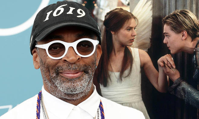 Spike Lee is creating a hip-hop adaptation of Shakespeare's 'Romeo and Juliet'.