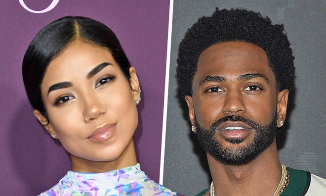 Big Sean & Jhene Aiko spotted getting close sparking dating rumours