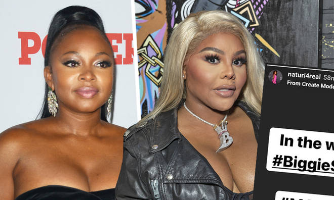 Naturi Naughton claps back at Lil Kim after Biggie shade