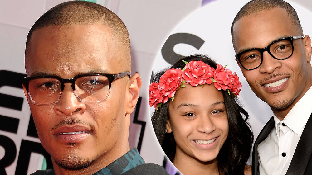 """T.I.'s daughter Deyjah Harris deletes social media accounts after """"hymen-checking"""" controversy - Capital XTRA"""