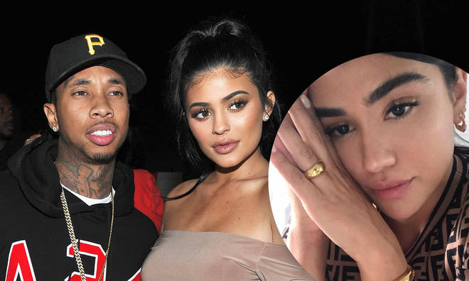 Tyga's rumoured new girlfriend Ana Boaretto is being compared to his ex Kylie Jenner.