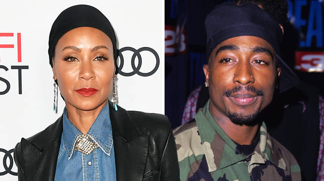 "Jada Pinkett Smith details her relationship with Tupac as ""complex"" and ""possessive"""