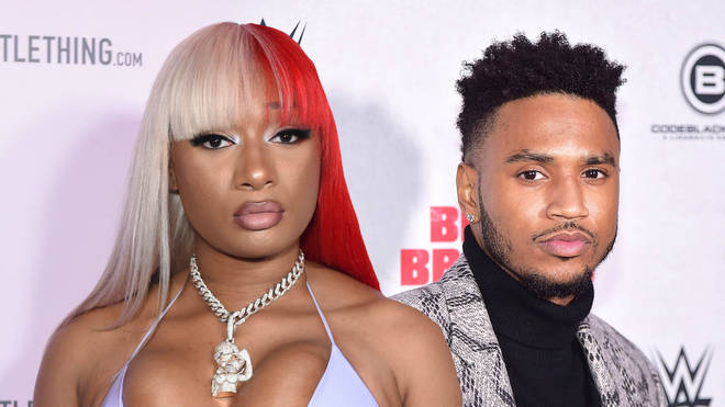Megan Thee Stallion has denied dating Trey Songz. The pair have been spotted spending a lot of time together recently.
