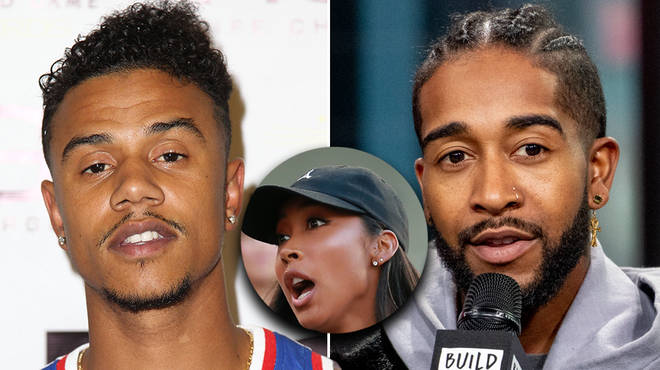 Lil Fizz has been slammed after he threw shade at Omarion on Instagram