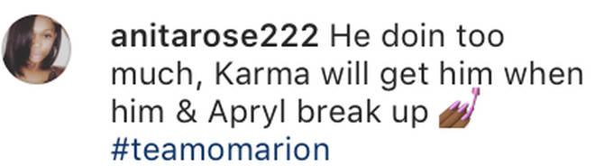 Fans back Omarion