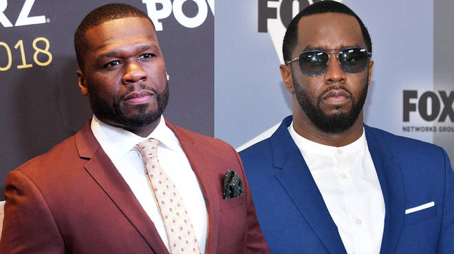 50 Cent defends Diddy after he issues statement in Comcast discriminatory case