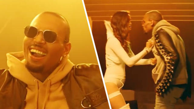 c84b4d60247b5f Chris Brown Appearing In  To My Bed  music video