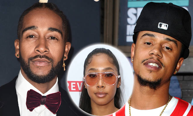 Omarion likes the idea of fighting Lil Fizz in celebrity boxing match