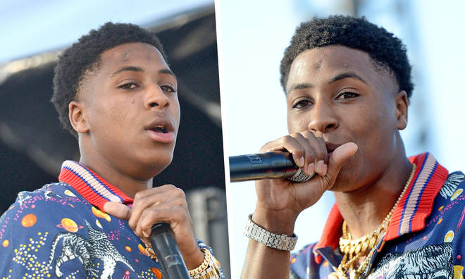 Rapper NBA YoungBoy reveals how he got his forehead scars