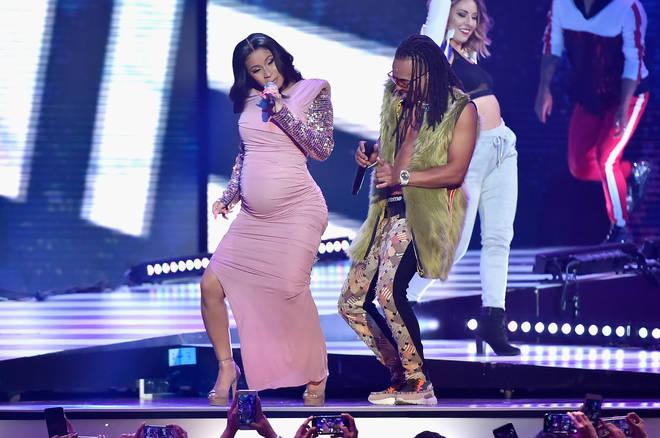 Cardi B Latin Billboard performance