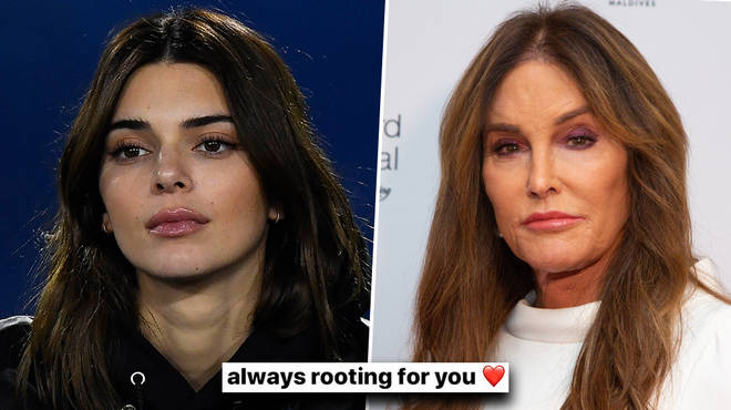 Kendall Jenner posts message supporting Caitlyn Jenner after backlash