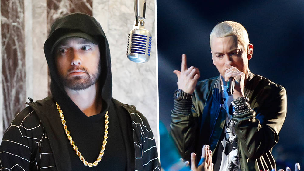 Eminem is releasing an expanded version of 'The Slim Shady LP'