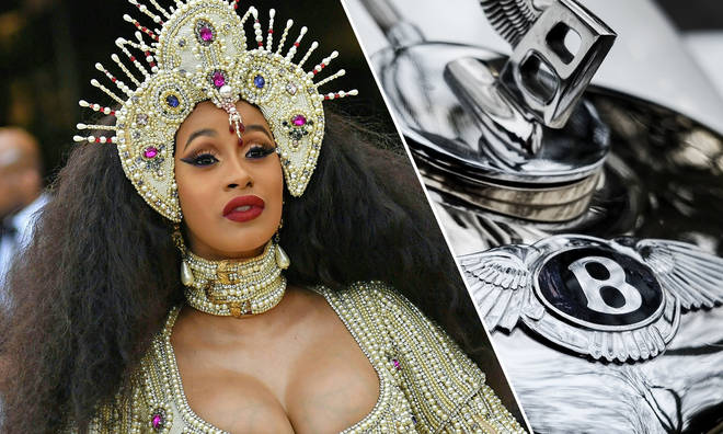Cardi B S Gift Requests For Her Baby Shower Are Even More Boujee