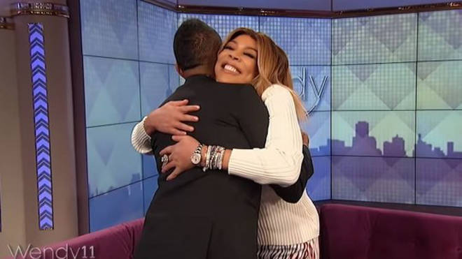 Wendy Williams west the record straight on her friendship with Robyn.