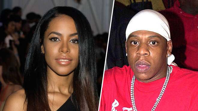 "Jay-Z was ""in love"" with Aaliyah, according to her former boyfriend Dame Dash."