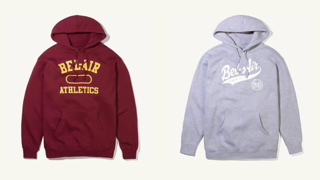 The new drop features cosy branded hoodies.